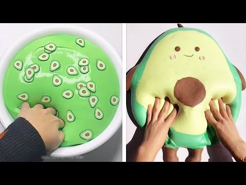 Oddly Satisfying Slime ASMR No Music Videos - Relaxing Slime 2020 - 145