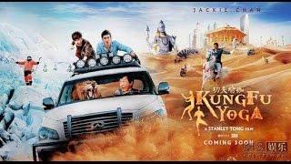 Kungfu Yoga Movie Trailer - Ft. Jackie Chan, Disha Patani, Amyra Dastur & sonu sood