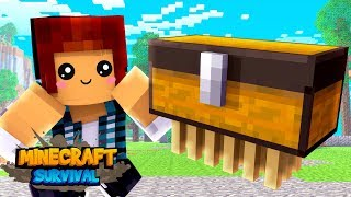 Minecraft Survival #15 - O ITEM MAIS FOFO DO MINECRAFT !!