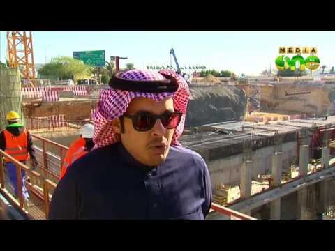French minister visits Riyadh metro