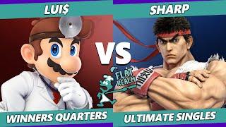 Random Flatrealm Winners Quarters - Lui$ Vs. NEST   Sharp - Smash Ultimate SSBU