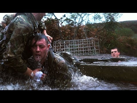 The Endurance Course - Test 1 - Royal Marines Commando Tests