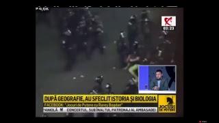 Live - Protestul din Piata Victoriei 4.9.2018