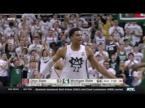 Ohio State at Michigan State - Men