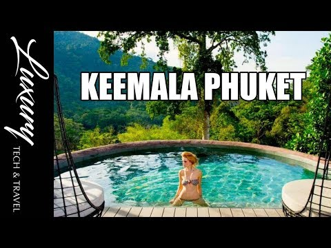 Keemala Phuket Thailand. One of The Worlds Most Unique Resorts.
