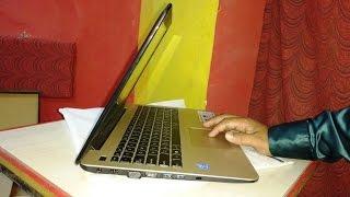 Unboxing Asus A555LA-XX2384D Laptop (i3/4GB/1TB) Review & Hands On