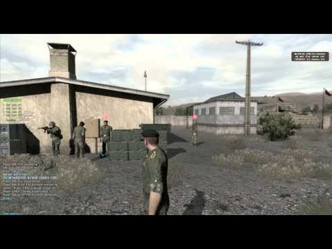 Arma 2 Takistan Life | Crunch Army Server Intro