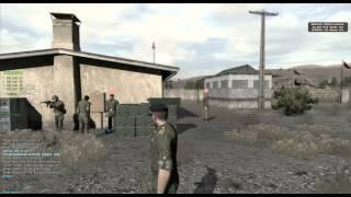 Arma 2 Takistan Life | Crunch Army Server Intro