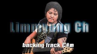 backing track C#m