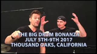 The BIG DRUM BONANZA 2017
