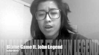 """Blame Game ft. John Legend"" by Kanye West (COVER) + FREE mp3 Download"