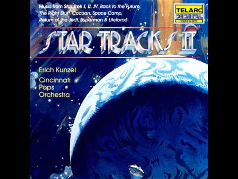 Music From Space Camp [Erich Kunzel, Cincinnati Pops Orchestra]