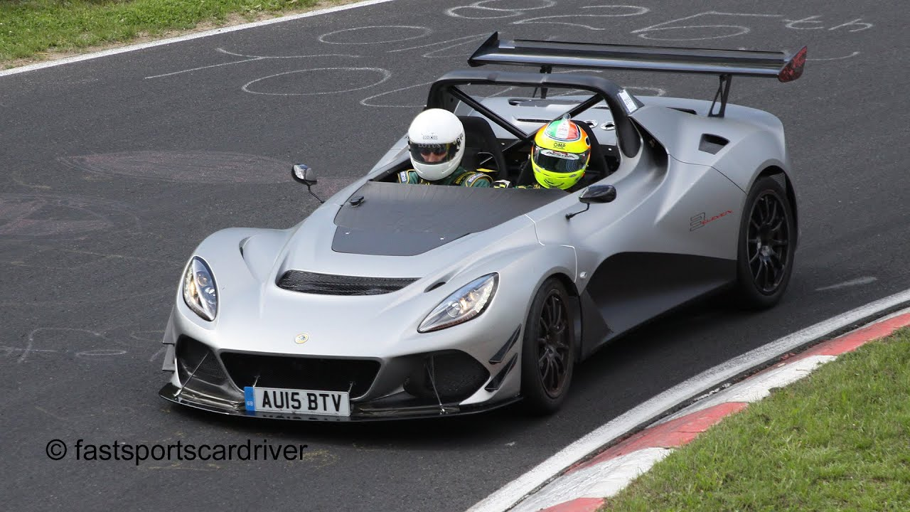 new lotus 3 eleven spotted testing at the ring youtube. Black Bedroom Furniture Sets. Home Design Ideas