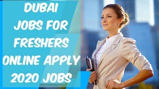 Dubai Jobs for Freshers Online Apply, Dubai Jobs 2020 Online Apply, Expo 2020 Dubai Jobs, expo 2020 dubai jobs SUPPORT PLEASE 🤗 [ LIKE ] AND ...