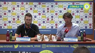 Tisková konference domácího po utkání Teplice - Sparta (12.8.2018)