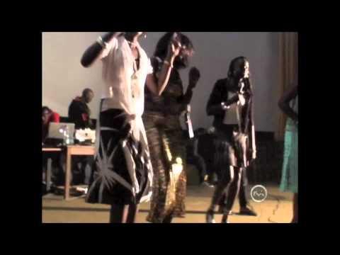 Sister J.(Nyajuok Keat)  -  Upper Nile.m4v