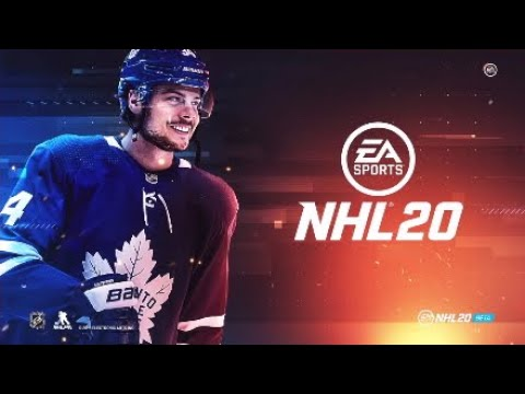 Teste Demo NHL 2020*ps4