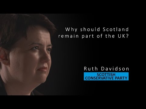 Independence | Ruth Davidson