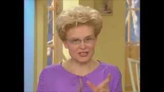 Диета Малышевой из ее телепередачи