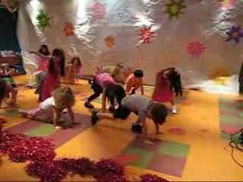 Fountain Day School Pre-K Dance show.