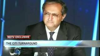 Vikram Pandit on CitiGroup turnaround