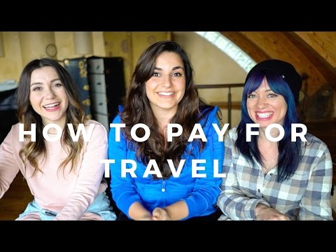 How to Save Money to Travel // ft. HeyNadine and Kristen Sarah