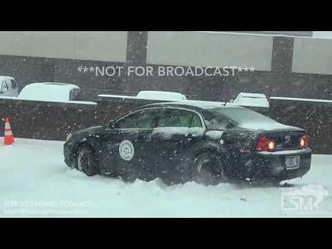 01-12-2018 Metropolis, IL Heavy Snow, Stuck Cars, Digout