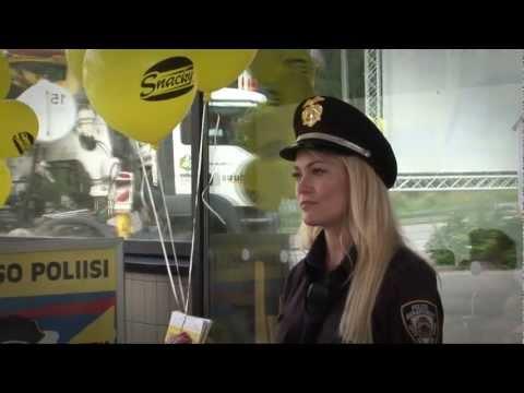 Snacky Pihlajiston avajaiset - Haastattelussa Krista Haapalainen