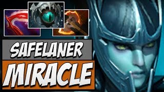 Liquid.Miracle Phantom Assassin - 7639 MMR | Dota 2 Gameplay