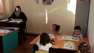 Урок художественной литературы в младшей группе