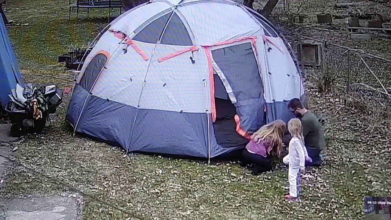 Ozark Trail 12 Person Base Camp Tent