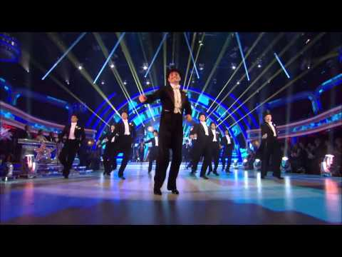 Top Hat on Strictly Come Dancing (21/10/2012)