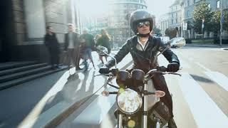 V7 III MILANO, Born from the city catwalk - Moto Guzzi official video