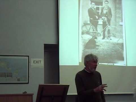 27 April. People, Past, and Place: Paddy Duffy, National University of Ireland Maynooth