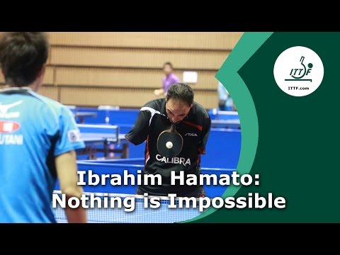 Meet the armless table tennis player who proves 'nothing is impossible' - CNN.com