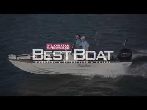 SeaArk Boats 2072 VFX