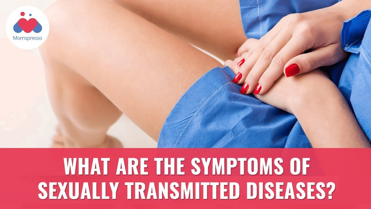 What Are The Symptoms Of Sexually Transmitted Diseases (STD ...