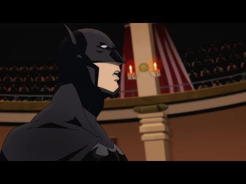 Batman And The Court Of The Owls!