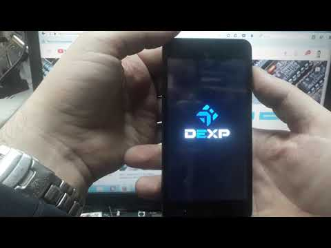 Как узнать модель телефона dexp