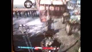 gears of war getting on shack