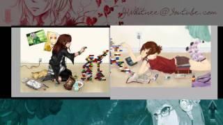 【Collaboration】 Build me a Bridge [ Speed Paint ]