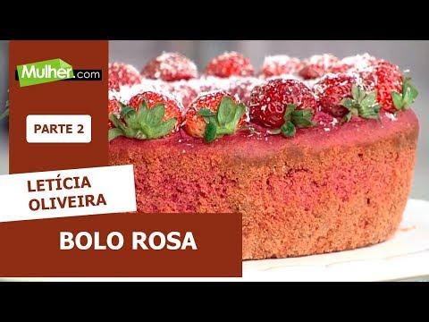 Bolo Rosa - Letícia Oliveira - 01/11/2019 P2