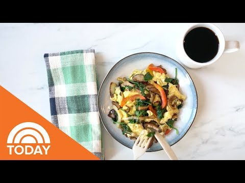 Learn What Olympian Lindsey Vonn Eats In A Day | TODAY