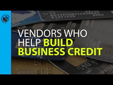 Vendors Who Help Build Business Credit