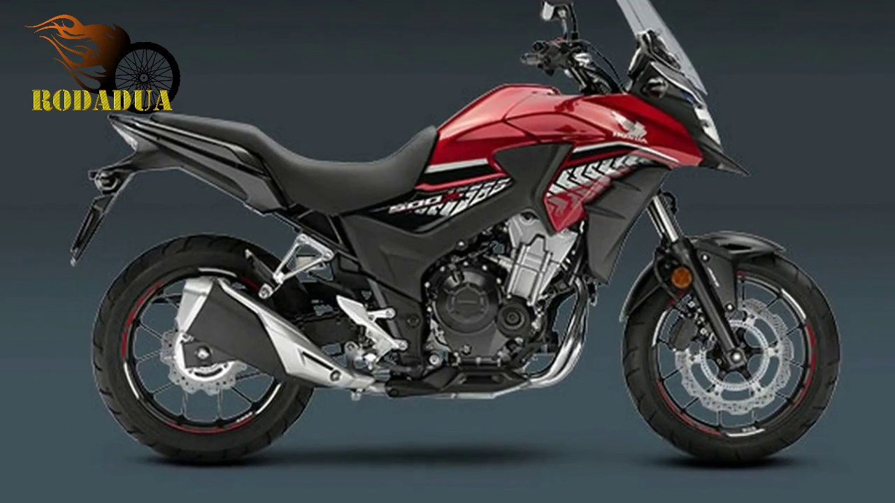 2017 Honda Cb500 Ready For Adventure Youtube