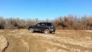 jeep wj vs soft sand