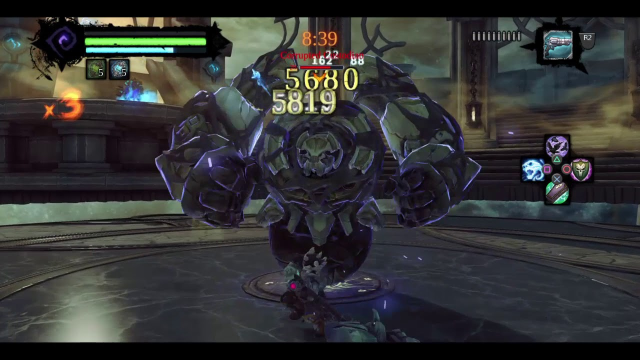 How to run Darksiders 2 on a very weak 2000 PC 56
