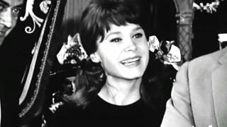Françoise Dorléac, Jean Pierre Cassel, Norbert Carbonnaux - Interview 1961