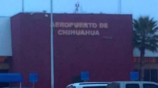 Aeropuerto de Chihuahua Cierra operaciones por mal Clima