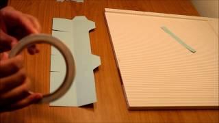Toolbox Demo Paper Toolbox Treat Box
